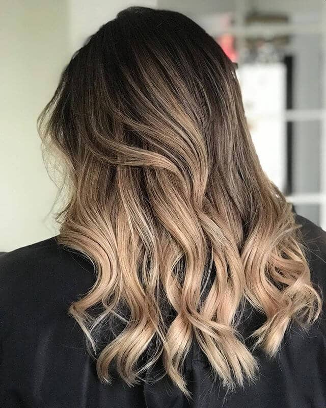 50 Bombshell Blonde Balayage Hairstyles that are Cute and Easy for 2019