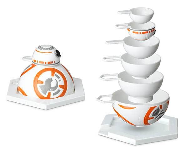 Star Wars BB-8 Measuring Cup Set