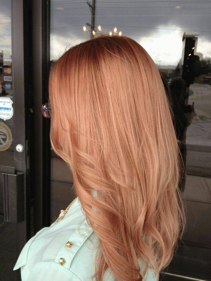 Soft Touchable Light Pink Locks