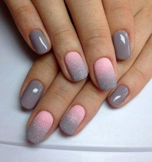 46 unexpected texture creates stand out nails