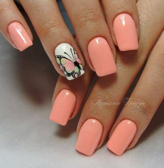 Nail Ideas: 50 Dazzling Ways To Create Gel Nail Design Ideas To