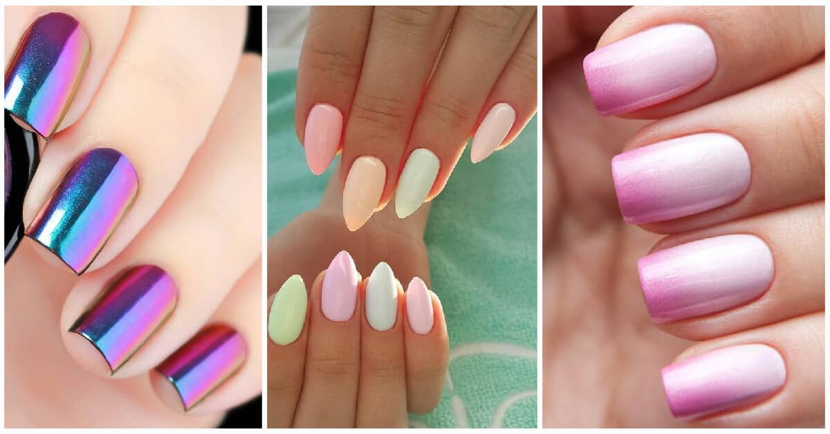 - 50 Dazzling Ways To Create Gel Nail Design Ideas To Delight In 2018