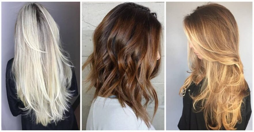50 timeless ways to wear layered hair and beat hair boredom solutioingenieria Gallery
