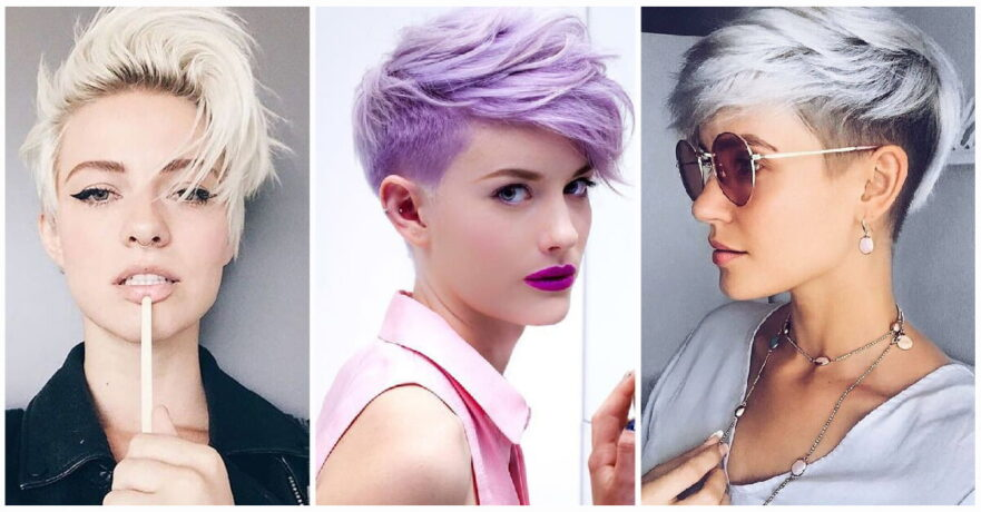 The best hairstyles for a pixie cut