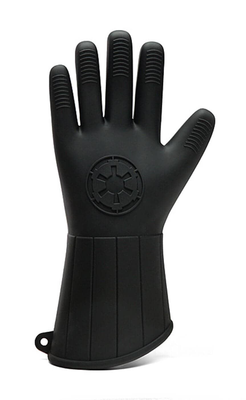 Silicone Oven Mitt to Handle Hot Items
