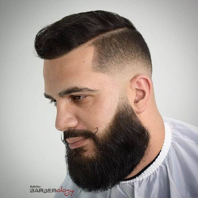 Clean and Short Undercut Hairstyle