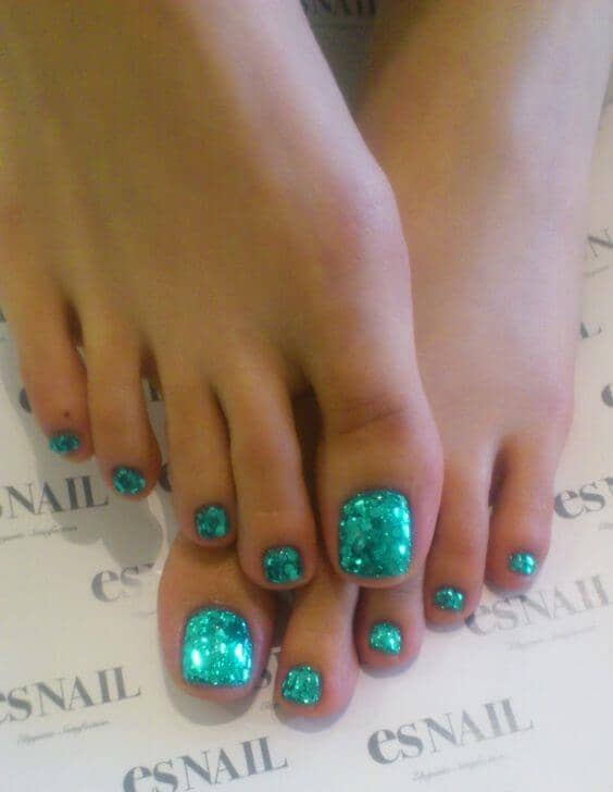 Turquoise Designer Nails For You