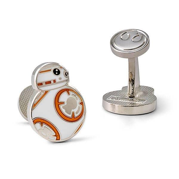 BB-8 Cufflinks for Your Favorite Gentleman