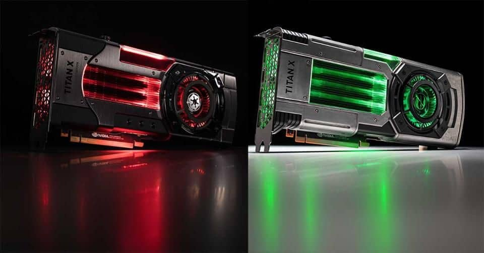 NVIDIA Titan Xp Collector's Edition Graphics Cards