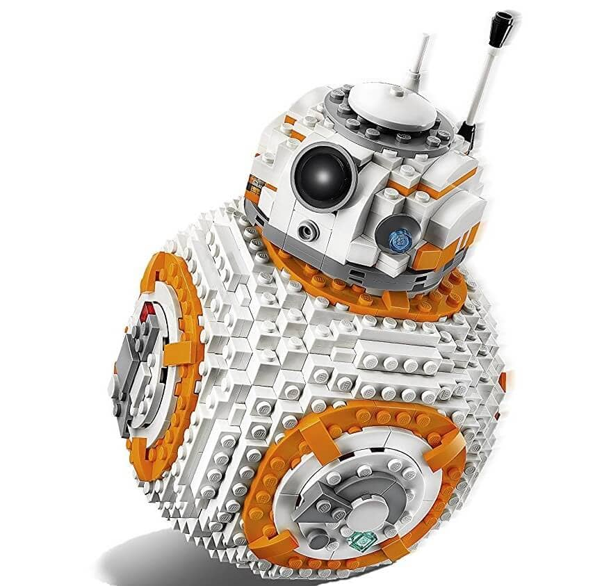 LEGO Star Wars The Last Jedi BB-8 Set