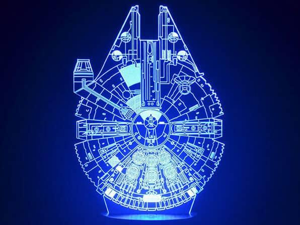 Star Wars 3D Mega Lamps