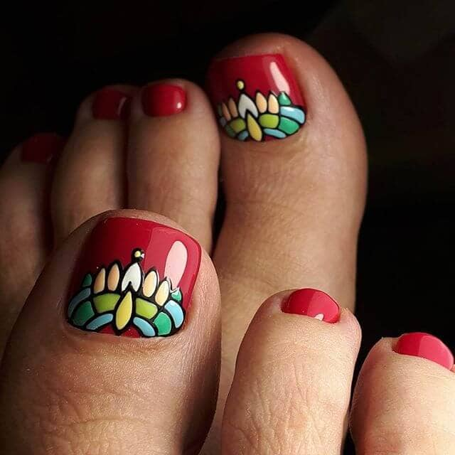 Hand Painted Nails for You