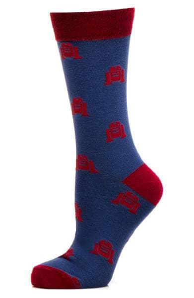 Star Wars – R2D2 Socks by Cufflinks Inc.