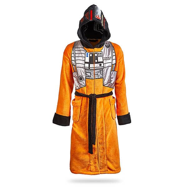 Star Wars X-Wing Fleece Robe