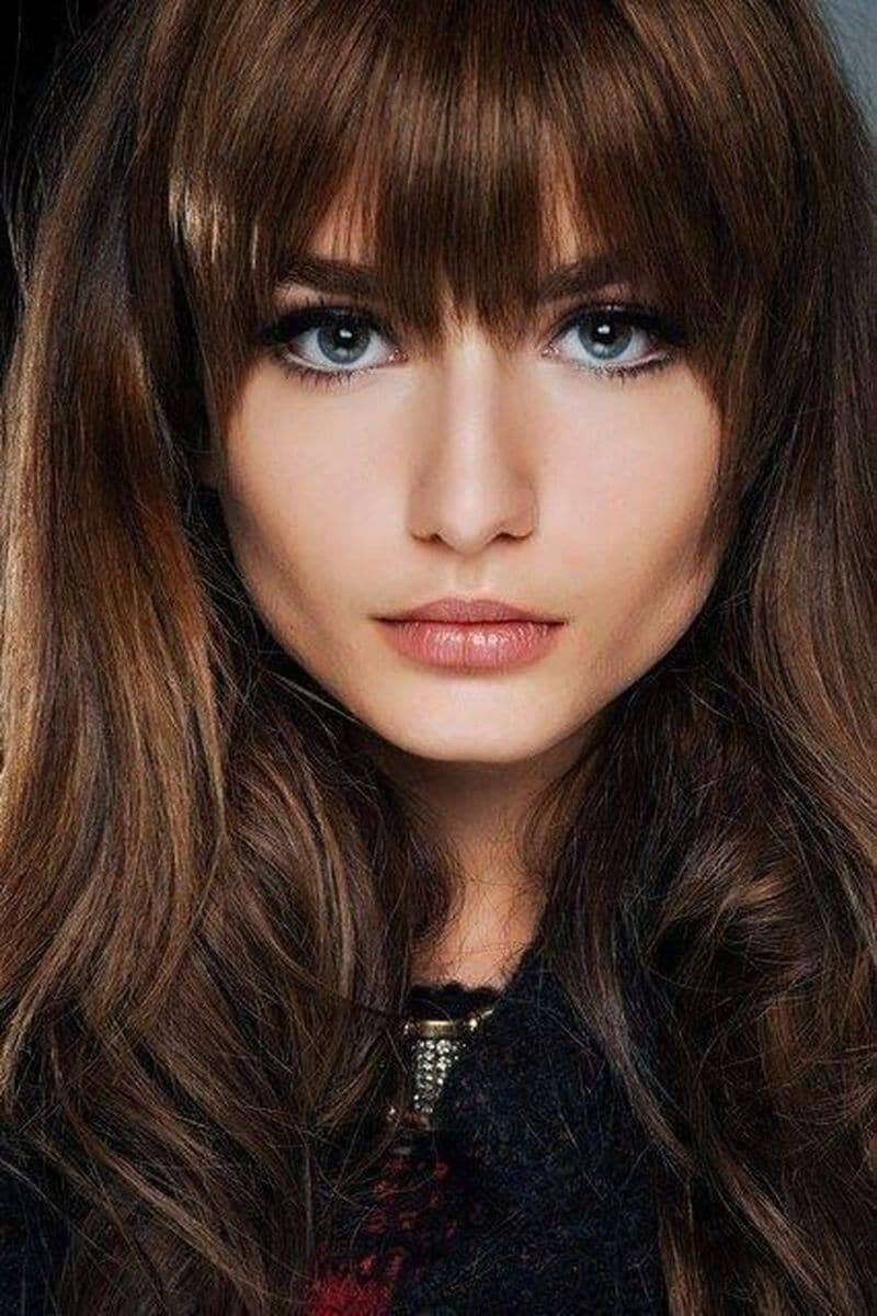 More Gorgeous Hairstyles with Bangs