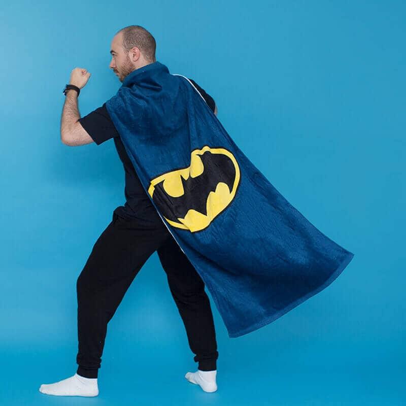 Cotton Batman Cape Towel