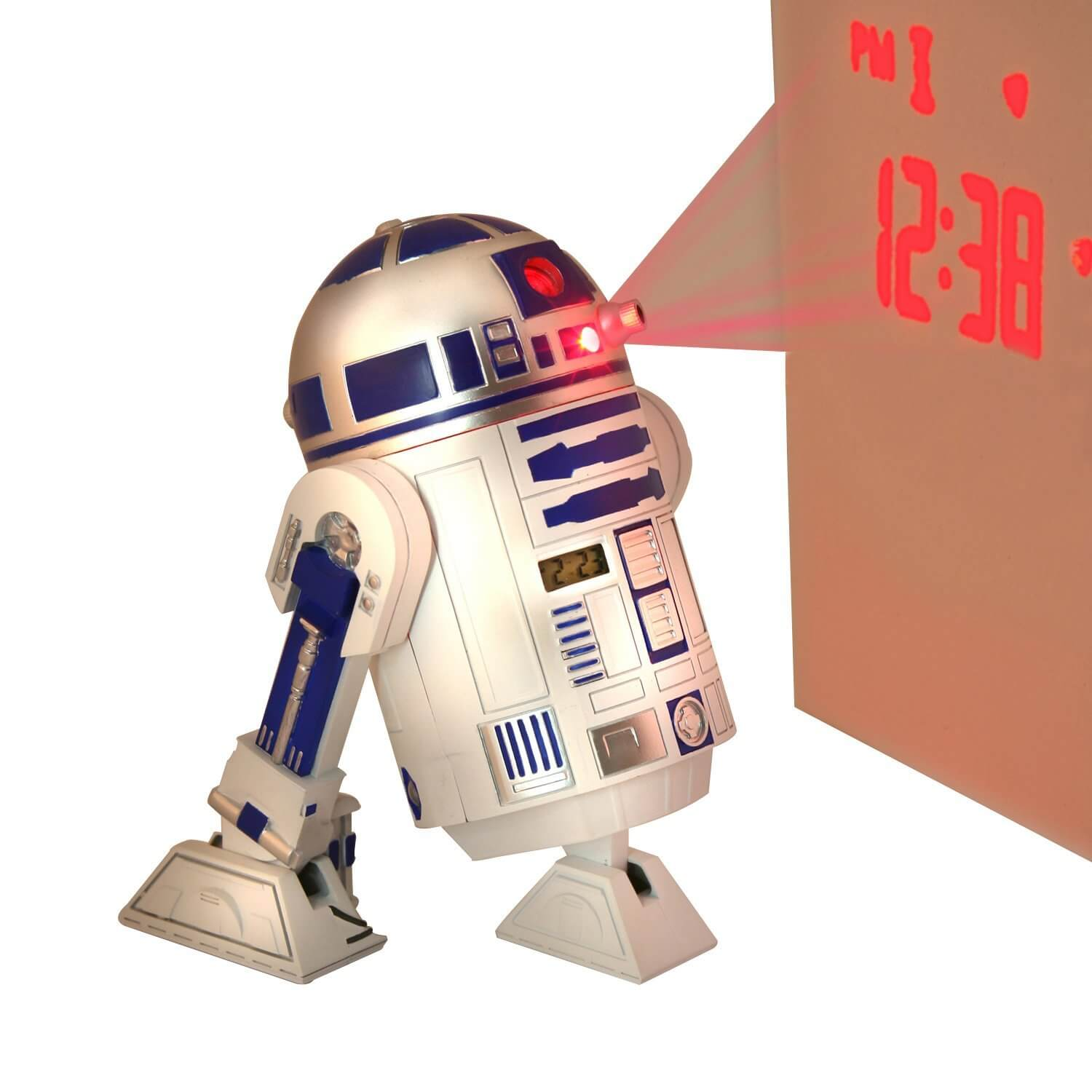 Wesco R2-D2 Star Wars Alarm Clock
