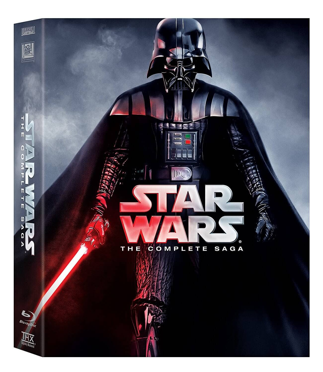 Star Wars: The Complete Saga Blu-Ray