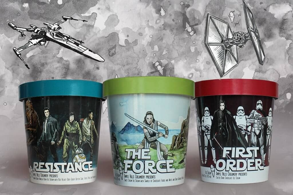 Star Wars Ice Cream 3-Pack