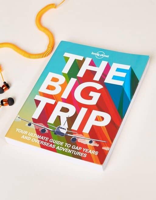 The Big Trip Adventure Travel Book