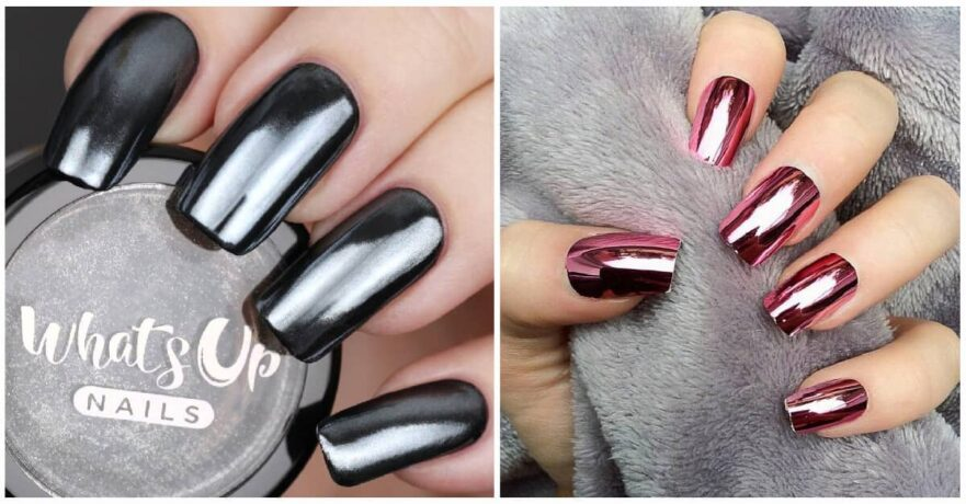 Eye-Catching Chrome Nails to Revolutionize Your Nail Game