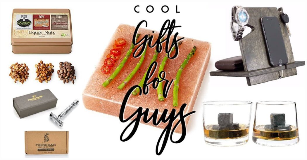 50 Thoughtful Gifts For Men That Will