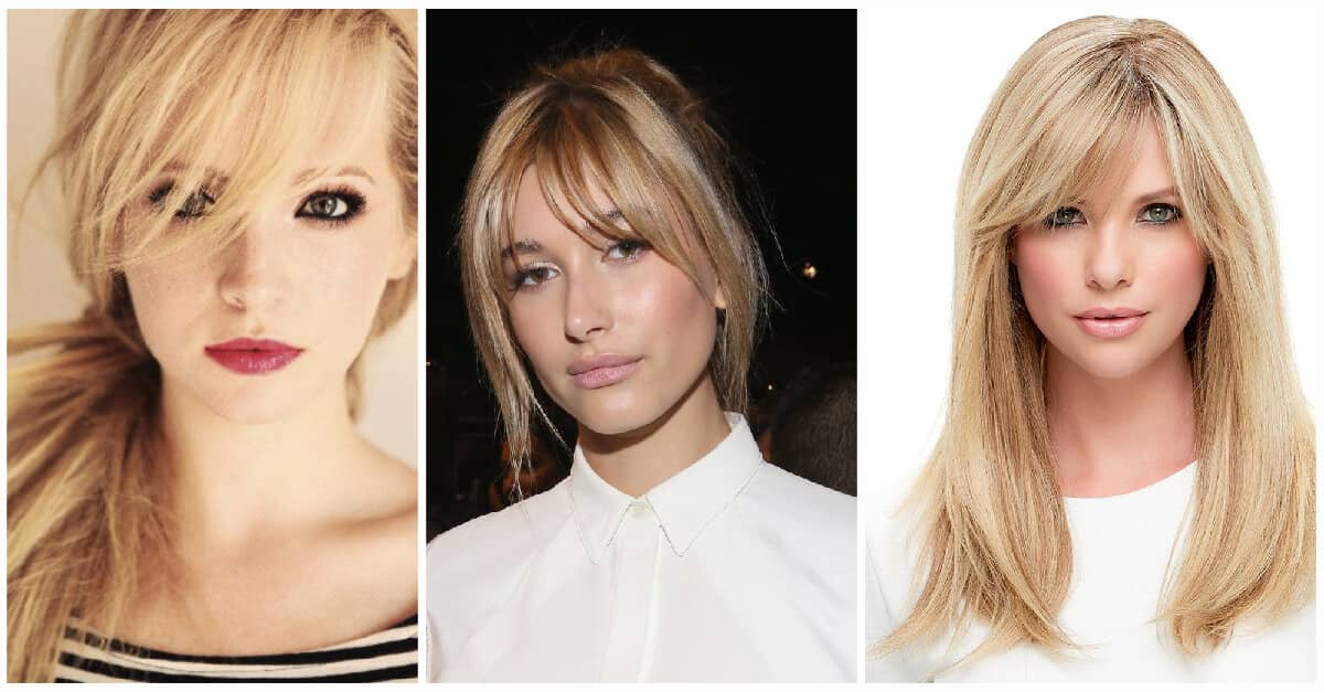 Long Hairstyles With Side Bangs And Layers 66