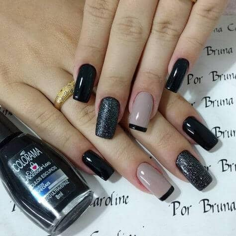 50 Awesome French Tip Nails To Bring Another Dimension To Your Manicure