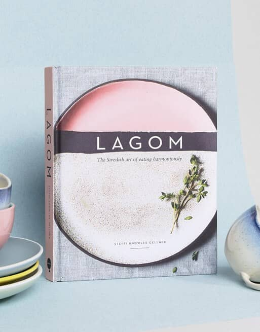 Lagom Swedish Cookbook for the Kitchen