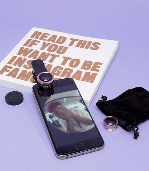 Mini Selfie Lens for Smartphone