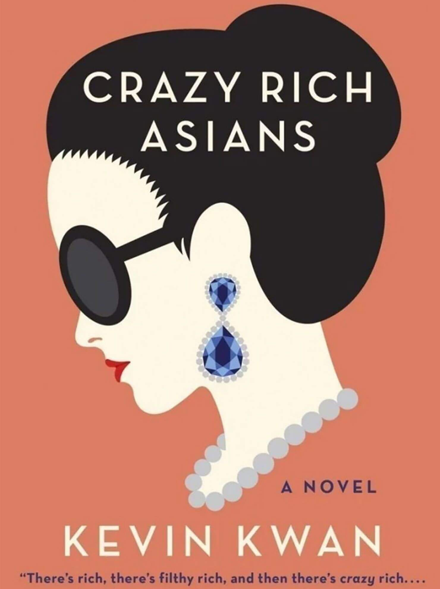 Crazy Rich Asians Book for Readers