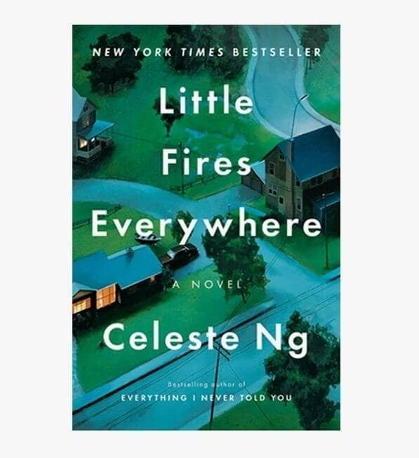 New York Times Top Seller Little Fires Everywhere