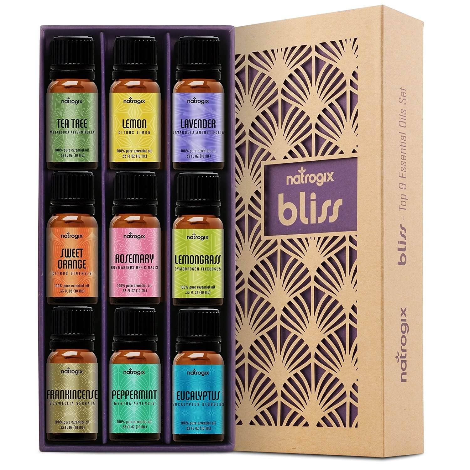 Wonderful Essential Oils Gift Set