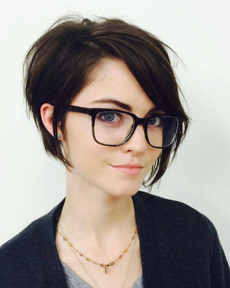 Cute Hairstyles For Girls With Short Hair 88