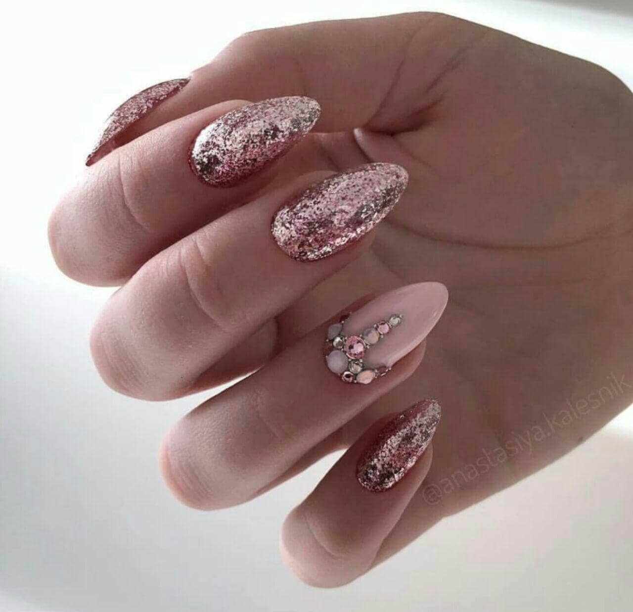 50 Sweet Pink Nail Design Ideas For A Manicure That Suits