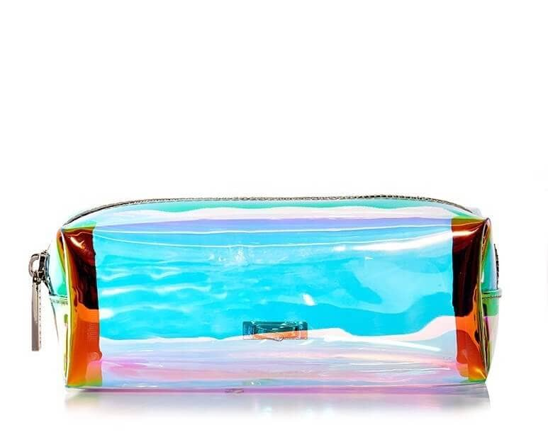 Holographic Designed Small Makeup Bag