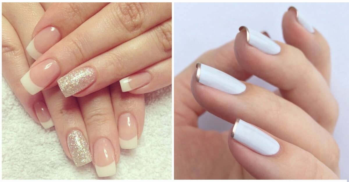 - 50 Awesome French Tip Nails To Bring Another Dimension To Your Manicure