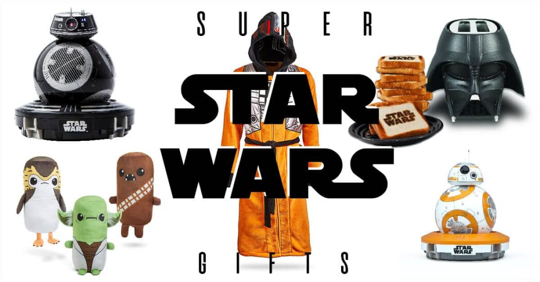50 Adventurous Star Wars Gifts to Delight the Child in All of Us