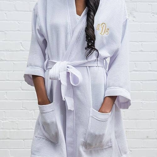 Luxurious Lightweight Personalized Kimono Robe