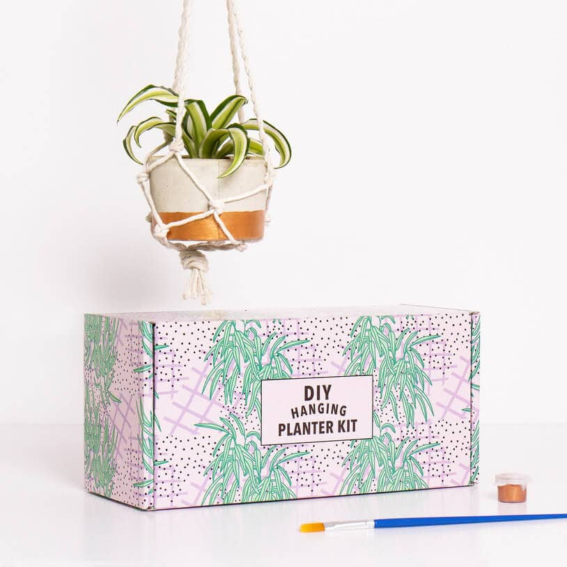 DIY Planter Kit for a Crafty Mom