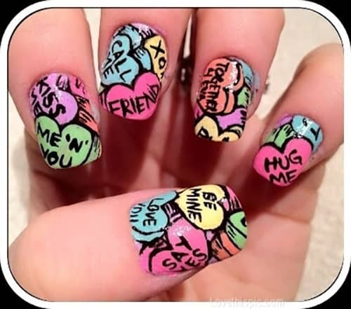 095865bc31fa 50 Sweet Birthday Nails to Brighten Your Special Day