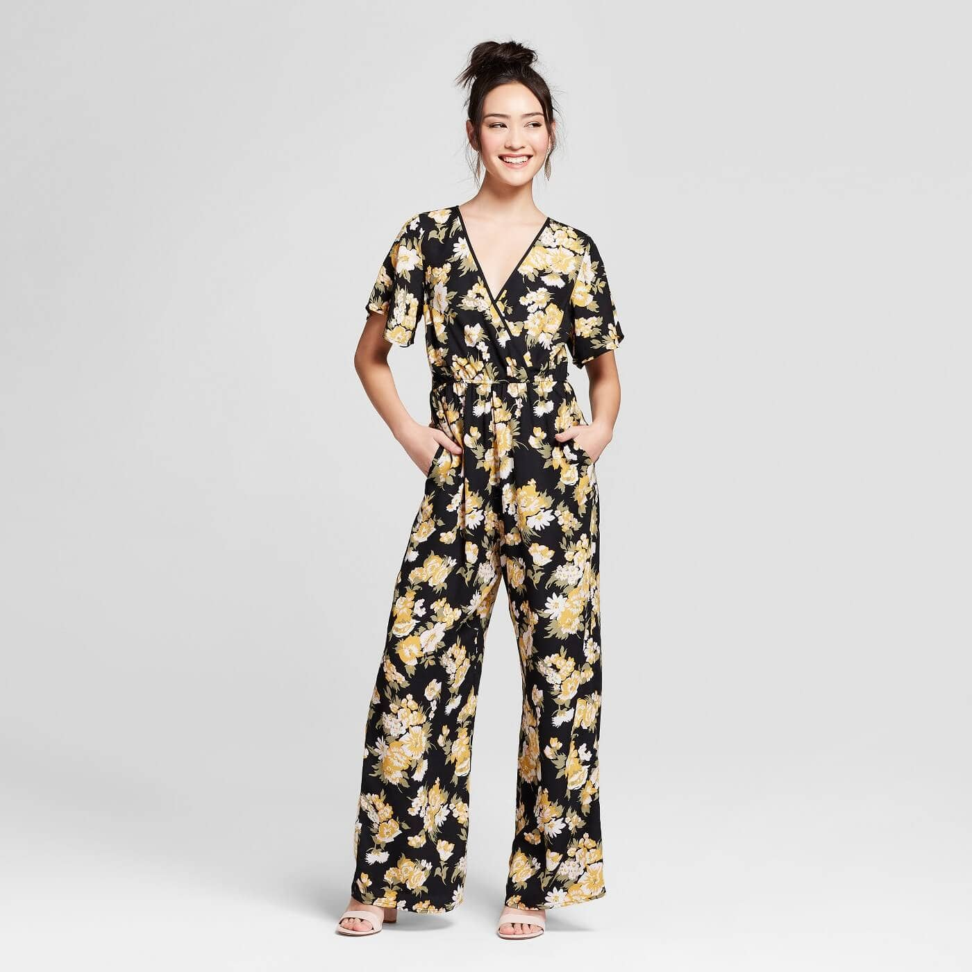 Stylish and Comfortable Jumpsuit for Mom
