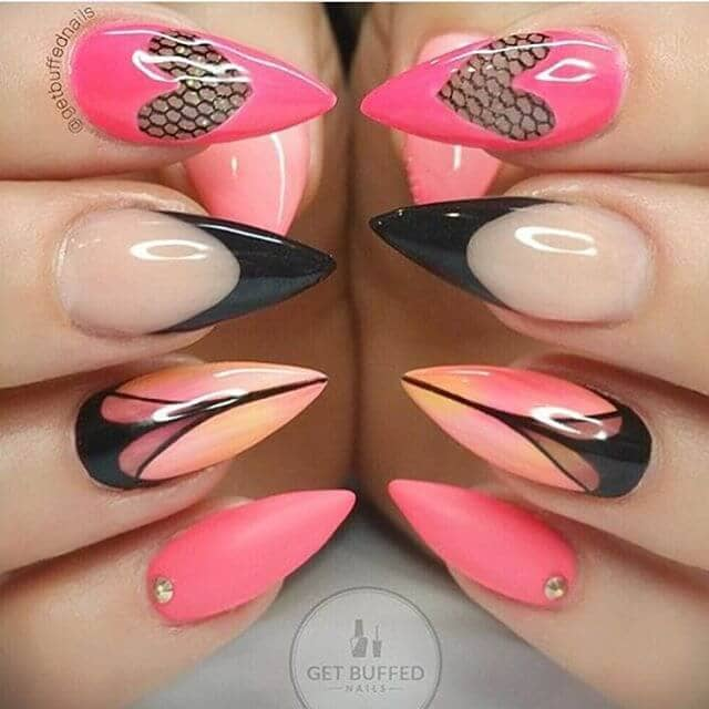 Cool Fake Nails to Make a Splash