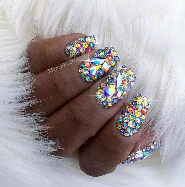 Fabulous All Over Crystals for You