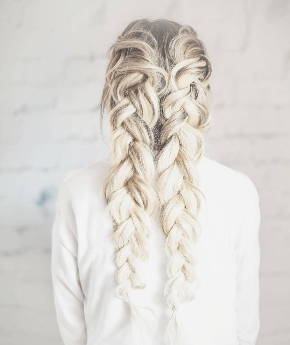 Fun New Takes on Braiding Styles