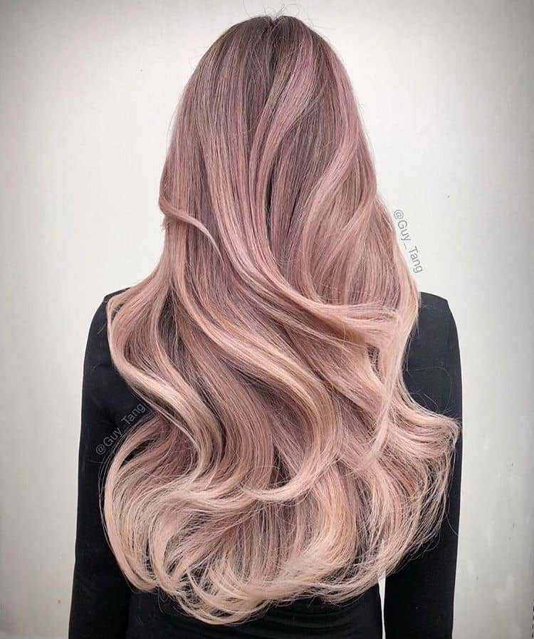Best Rose Pink Ombre Ever