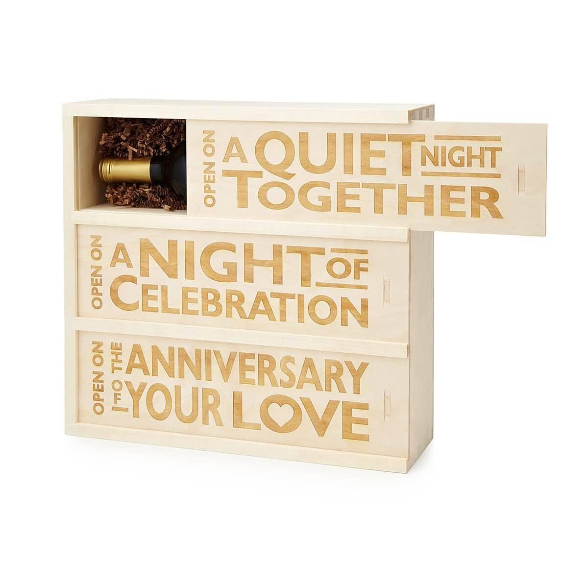 Three Nights Wine Box Set