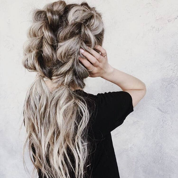 Expressive Braiding Styles at Full Volum