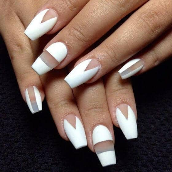 50 Awesome Coffin Nails Designs You Ll Flip For In 2019