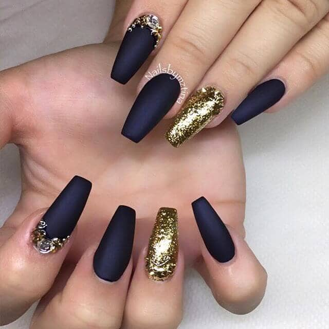 50 Awesome Coffin Nails Designs You\u0027ll Flip For in 2020